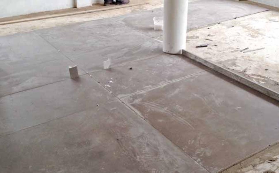 Large Format Flooring
